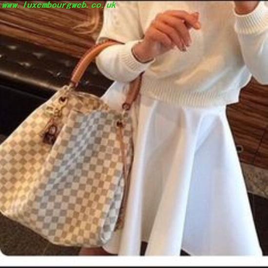 Louis Vuitton Artsy Mm Damier Azur Buylouisvuittonuk Ru