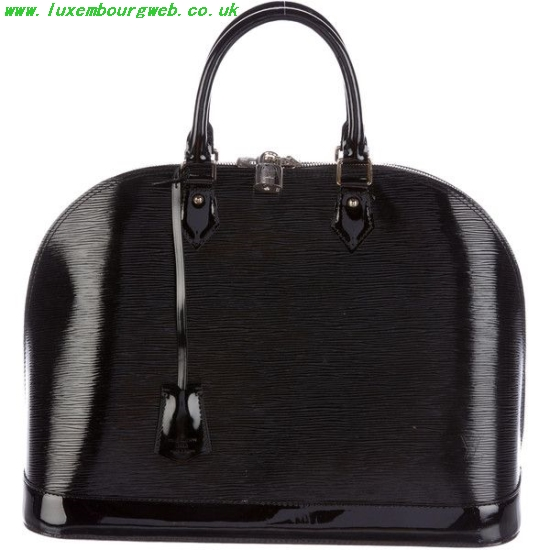 Louis Vuitton Bags Black