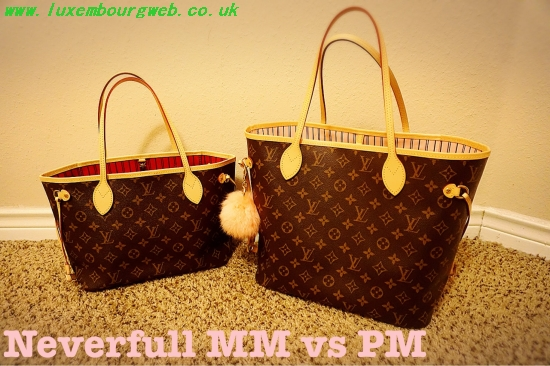 Louis Vuitton Mm Vs Gm Neverfull Buylouisvuittonuk Ru