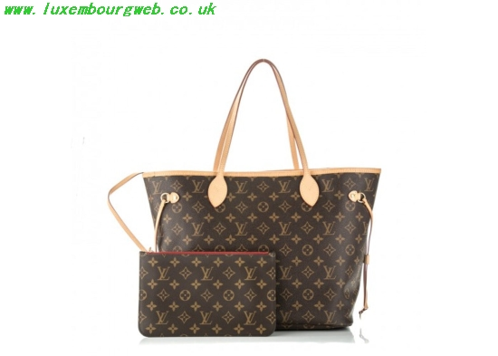 Louis Vuitton Neverfull Monogram