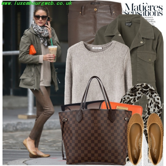 Neverfull MM Damier Ebene - Handbags | LOUIS VUITTON