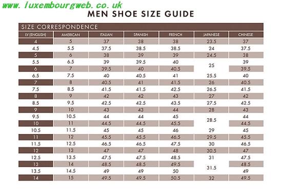 Louis Vuitton Mens Belt Size Chart buylouisvuittonuk.ru