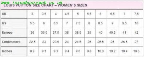 Louis Vuitton Belts Size Chart - Best Belt 2018