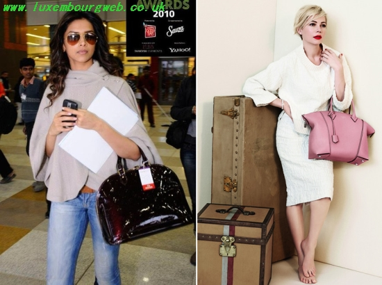 Louis Vuitton Bags Celebrities Wearing