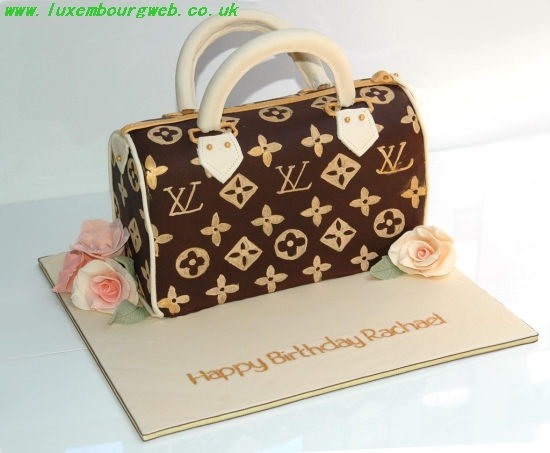 Cake Louis Vuitton Bag