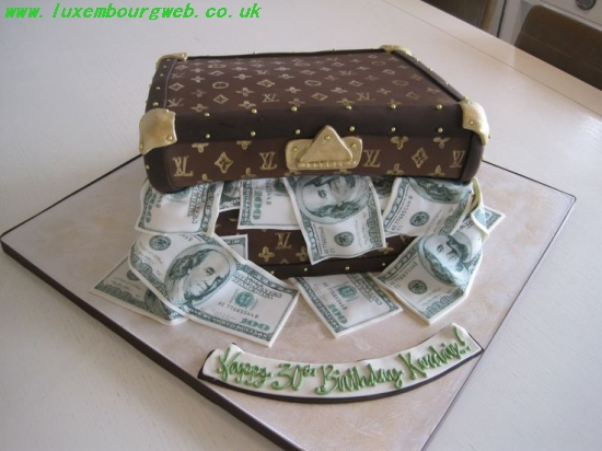 Louis Vuitton Cakes For Men