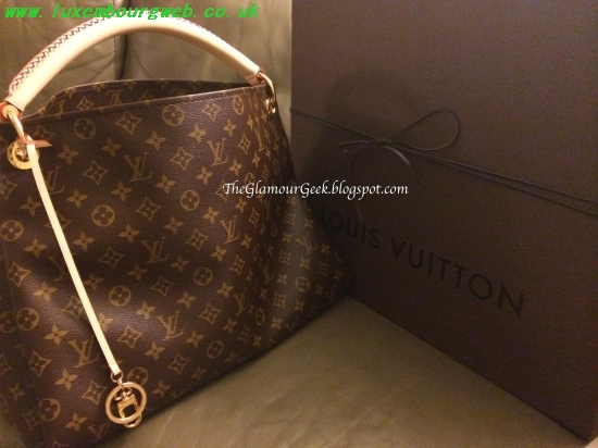 Artsy Lv Bag Review