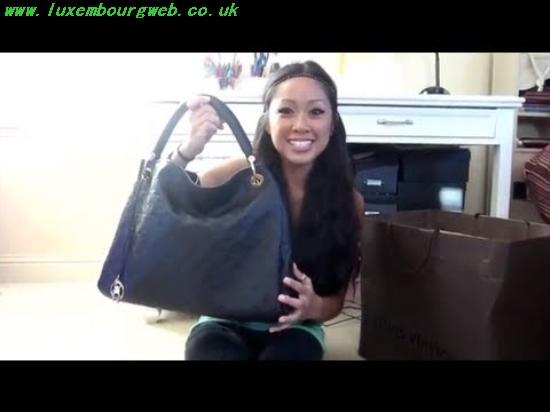 Artsy Lv Bag Review