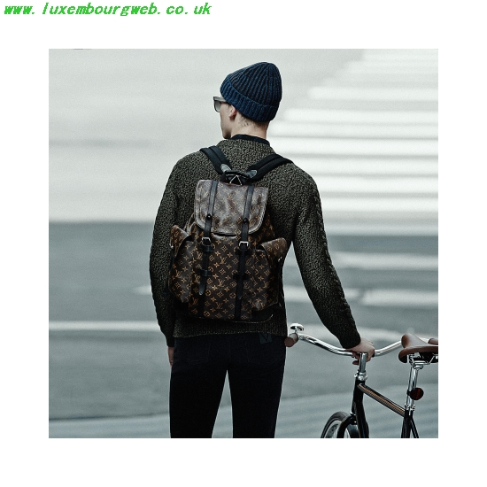 Lv Mens Backpack