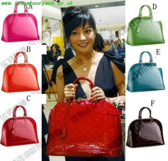 Louis Vuitton Alma Bag Sizes
