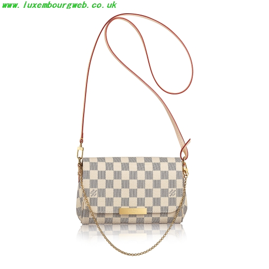 White Louis Vuitton Crossbody